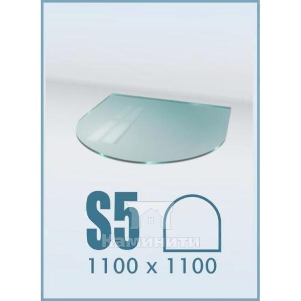 стекло под печь S8